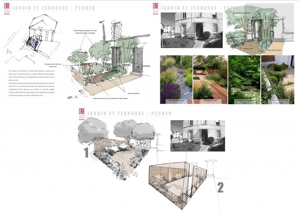 Aménagement jardin et terrasse