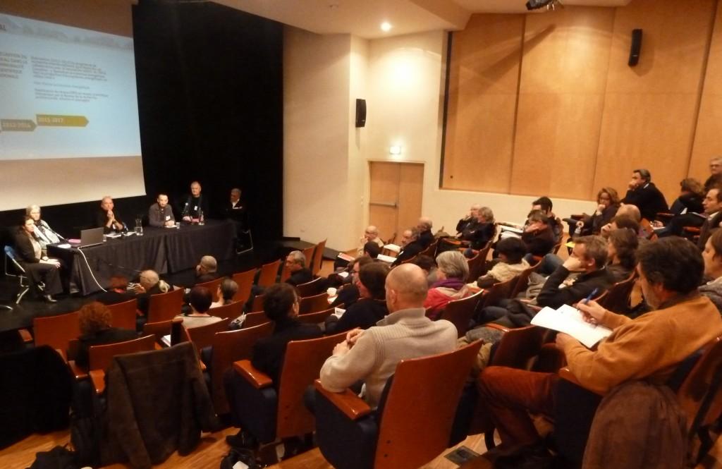 Conférence  Architecture- Aménagement - Paysage