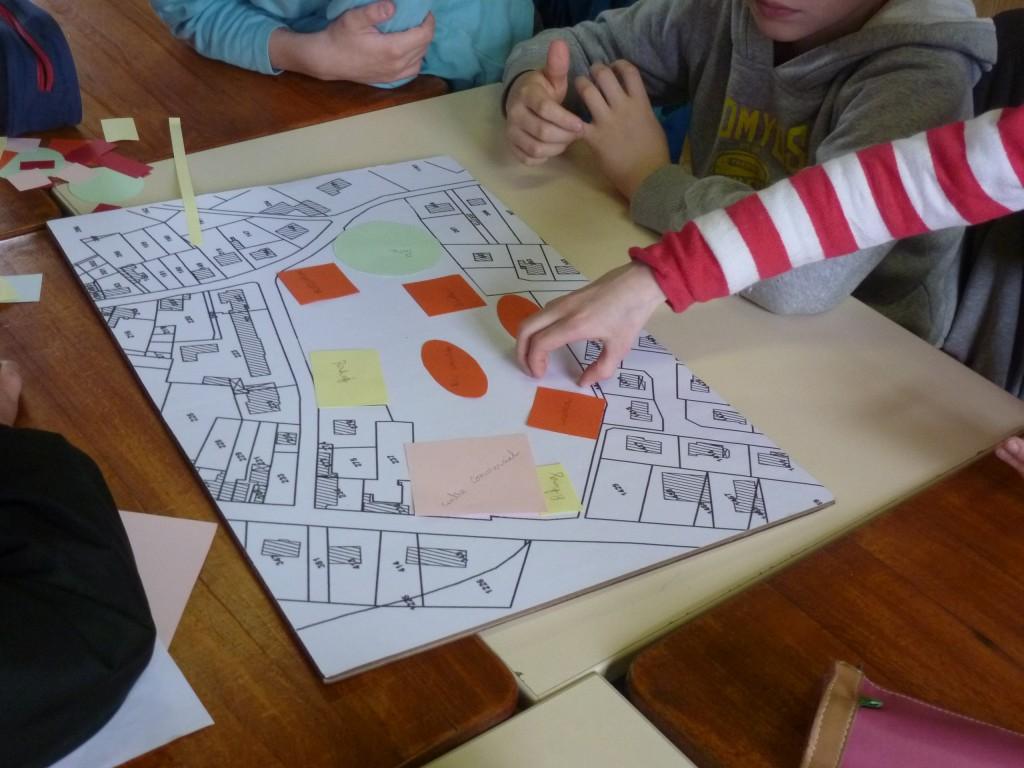 Atelier Création de villes imaginaires