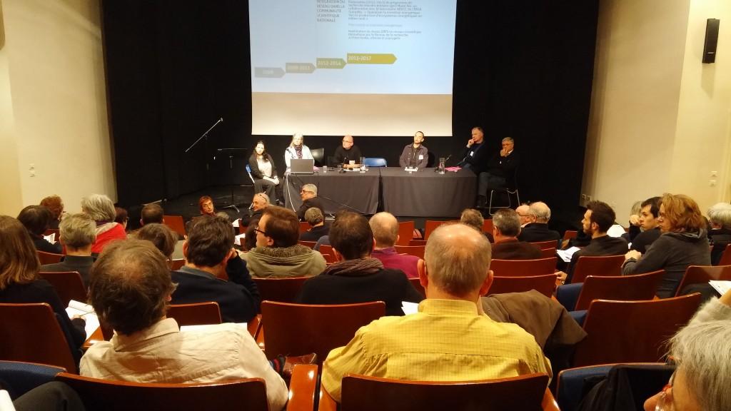 Conférence multi-acteurs : Architecture-Aménagement-Paysage