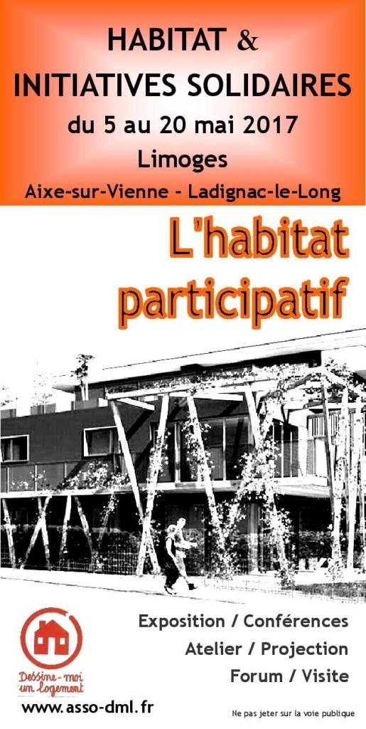 Journées Habitat et Initiatives Solidaires - L'habitat participatif