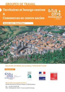 Programme ateliers revitalisation des centres bourgs saint-flour