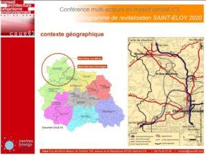 Revitalisation de Saint Eloy-les-mines
