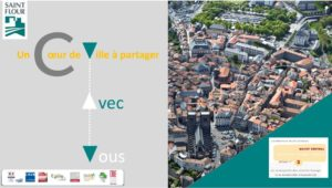 Revitalisation du centre-bourg de Saint-Flour