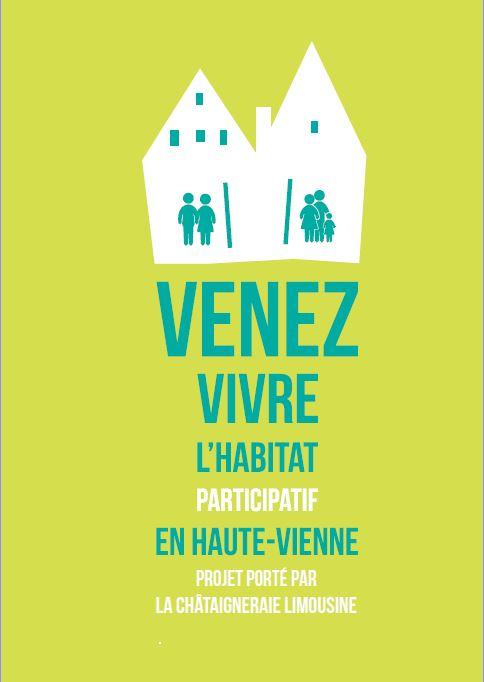 Venez vivre l'habitat participatif en Haute-Vienne