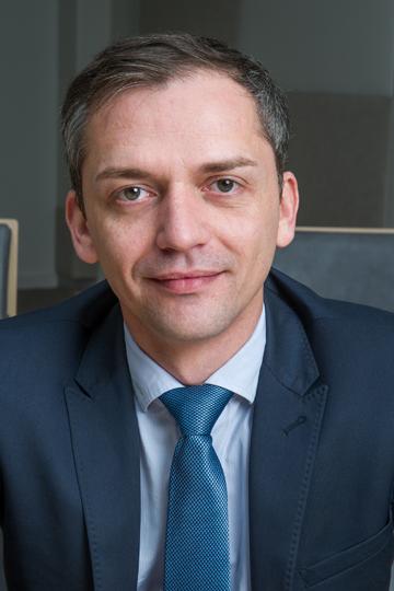 Arnaud Boulesteix, Président du CAUE 87